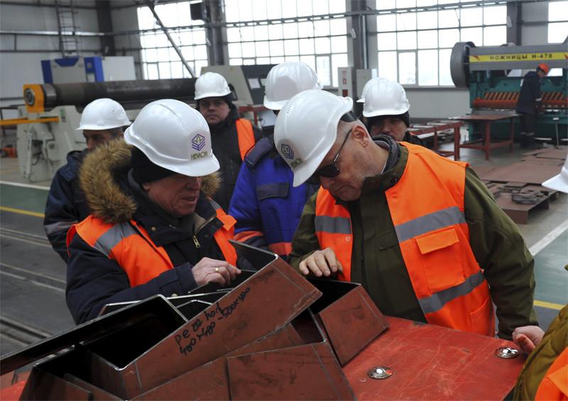 Інвестиційний проект компанії «НІБУЛОН» реалізується вчасно та в повному обсязі