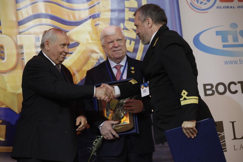 Олексія Вадатурського визнано Людиною року на водному транспорті