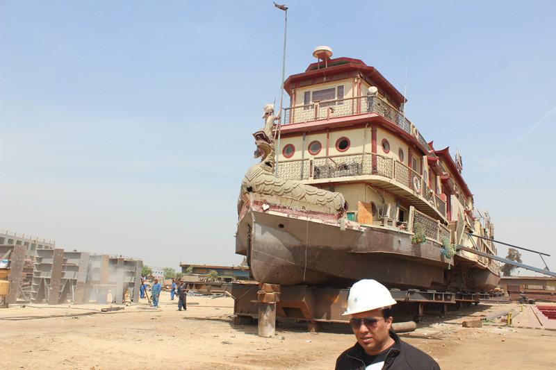 Візит на суднобудівно-судноремонтний завод