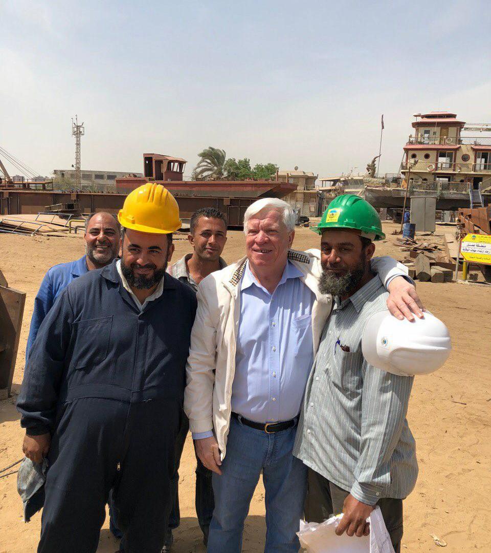На цих фото відчувається велика повага до людини праці (Каїр, Єгипет)
