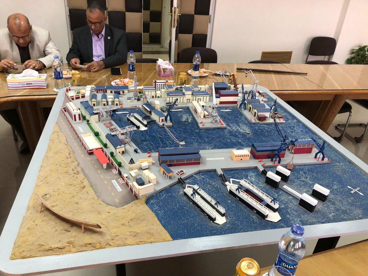 Суднобудівно-судноремонтний завод в Порт-Саїді