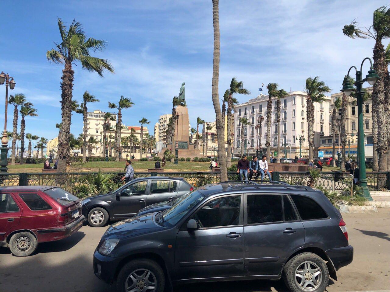 Александрія, Єгипет