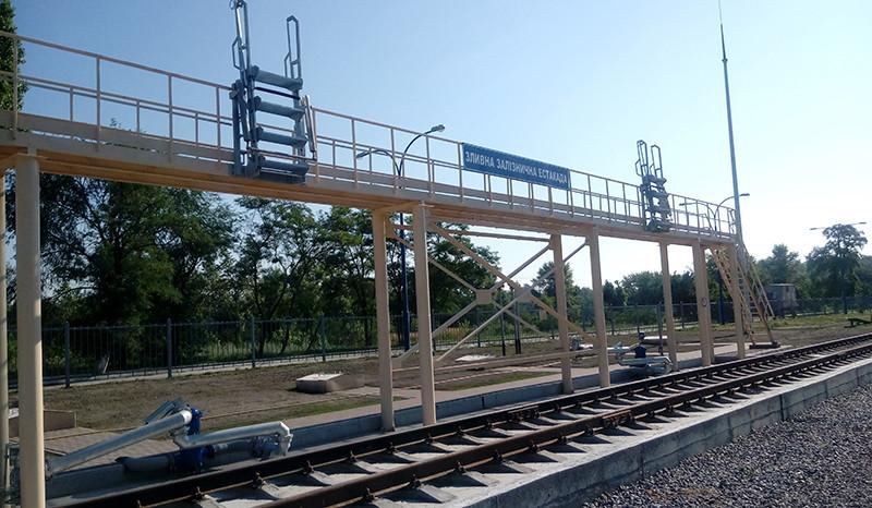 «НІБУЛОН» ввів в експлуатацію перший паливозаправний пункт для власного користування