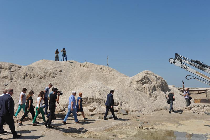 «НІБУЛОН» рятує Запоріжжя від екологічної катастрофи