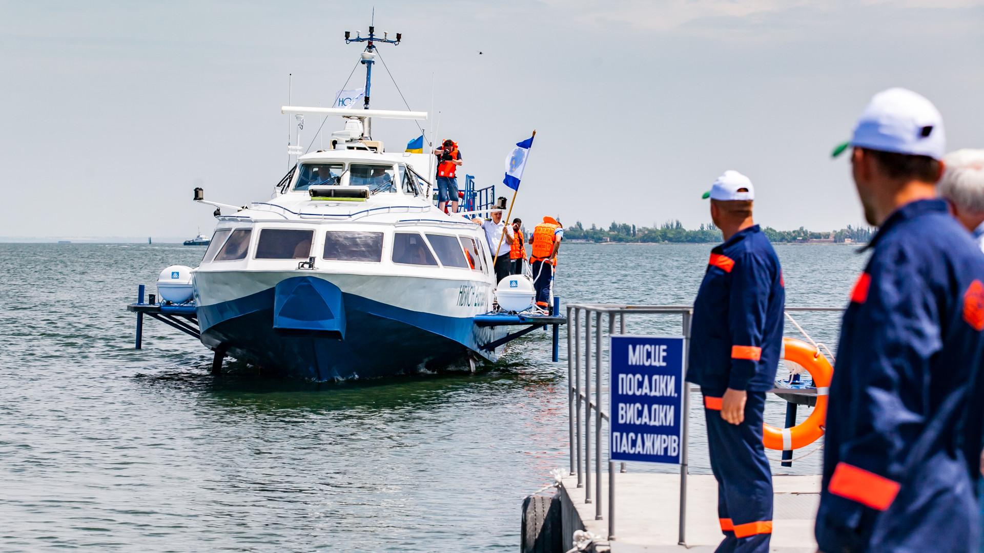 «НІБУЛОН» успішно завершив сезон пасажирських перевезень – 2018