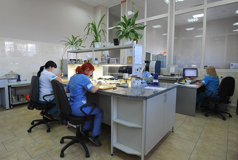 «НІБУЛОН» відкрив  новий лабораторний корпус на терміналі в Миколаєві