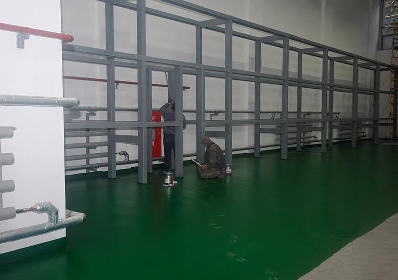ССЗ «НІБУЛОН» готує до вводу в експлуатацію два нові склади