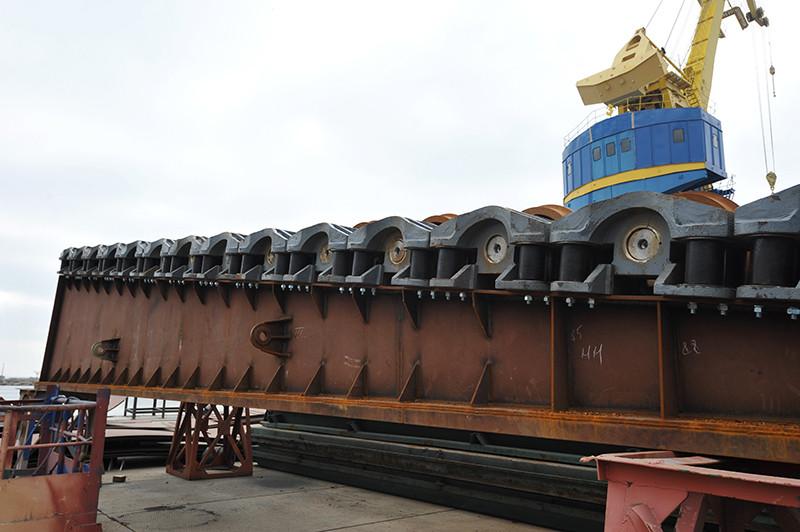 Реконструкція суднобудівно-судноремонтного заводу