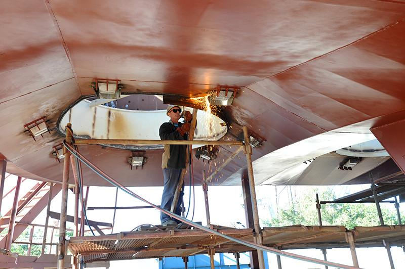 Нібулонівські суднобудівники