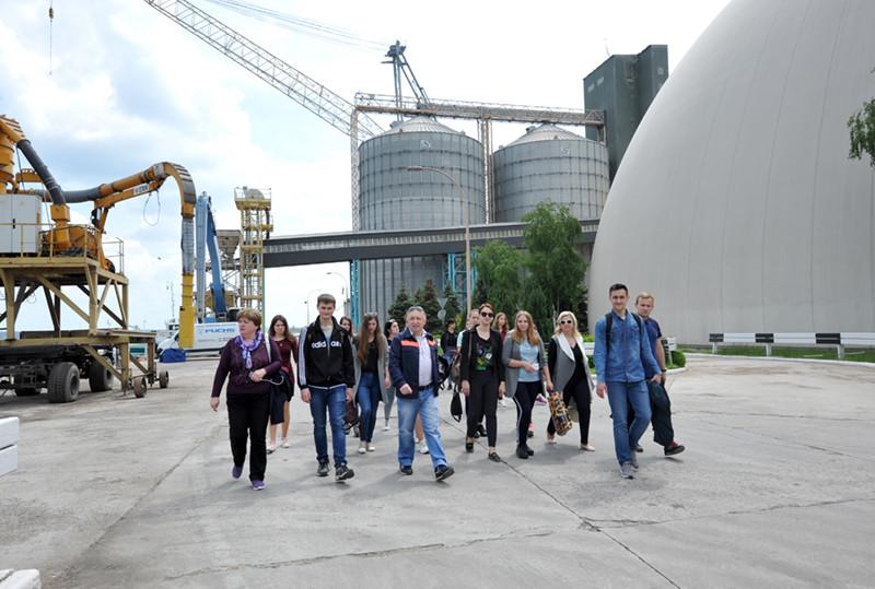 Миколаївські підприємства «НІБУЛОНа» відвідали майбутні технологи