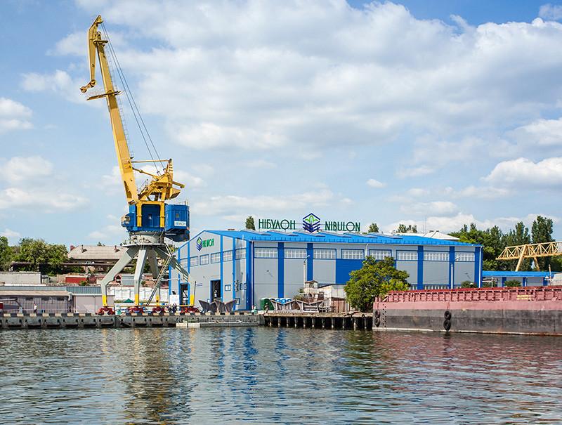 Суднобудівно-судноремонтний завод «НІБУЛОН» у м. Миколаєві