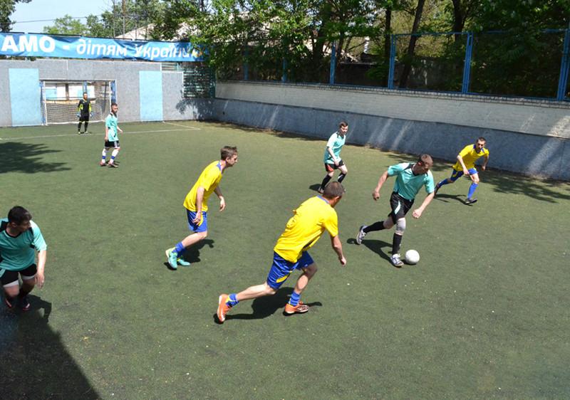 ІІІ турнір з міні-футболу серед підрозділів ТОВ СП