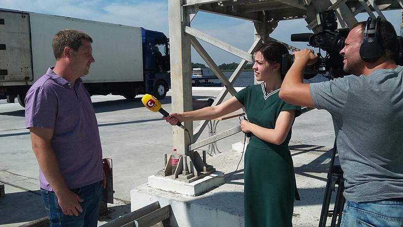 «НІБУЛОН» готовий надати на два тижні в оренду судно тому, хто зробить перевезення кавунів в Україні прибутковим
