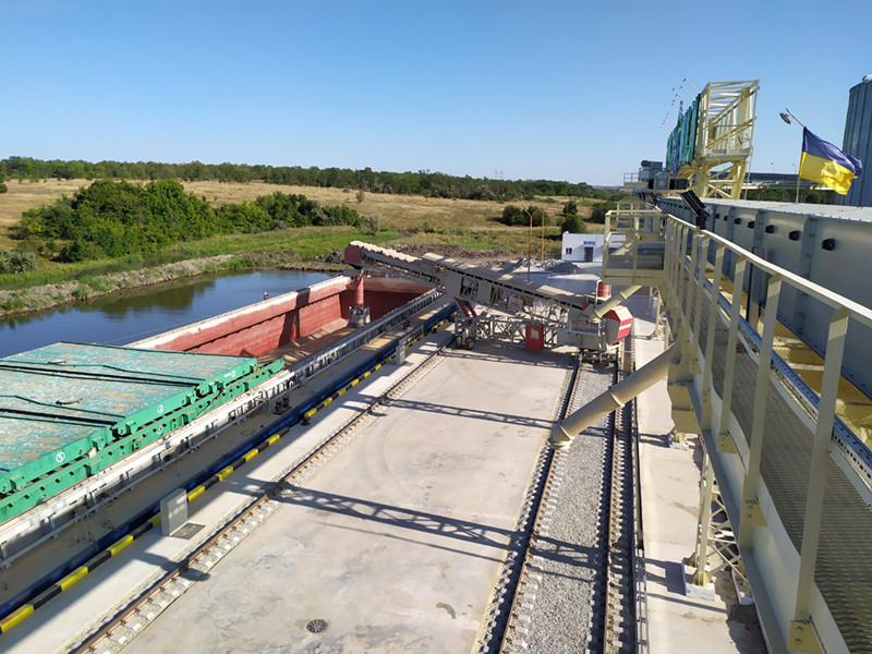 Наймолодша філія компанії «НІБУЛОН» упевнено наближається до позначки у 100 тисяч тонн  прийнятого збіжжя