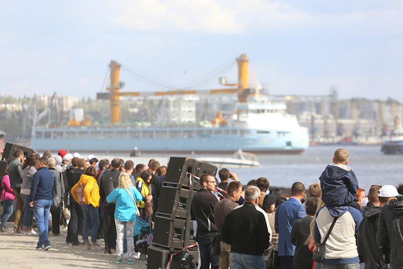 20-21 вересня 2019 року на суднобудівно-судноремонтному заводі «НІБУЛОН» відбувся масштабний та насичений яскравими подіями міжнародний форум TRANS EXPO ODESA-MYKOLAIV 2019