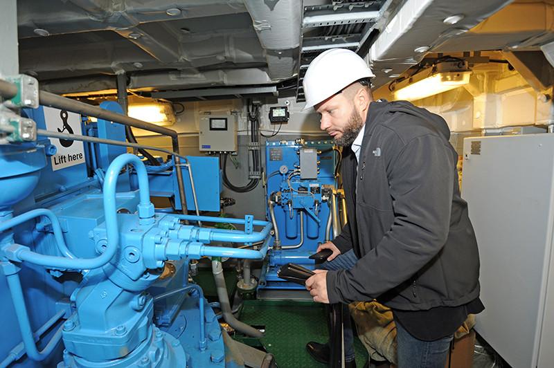 9 жовтня до «НІБУЛОНа» завітали представники Херсонської морської державної академії