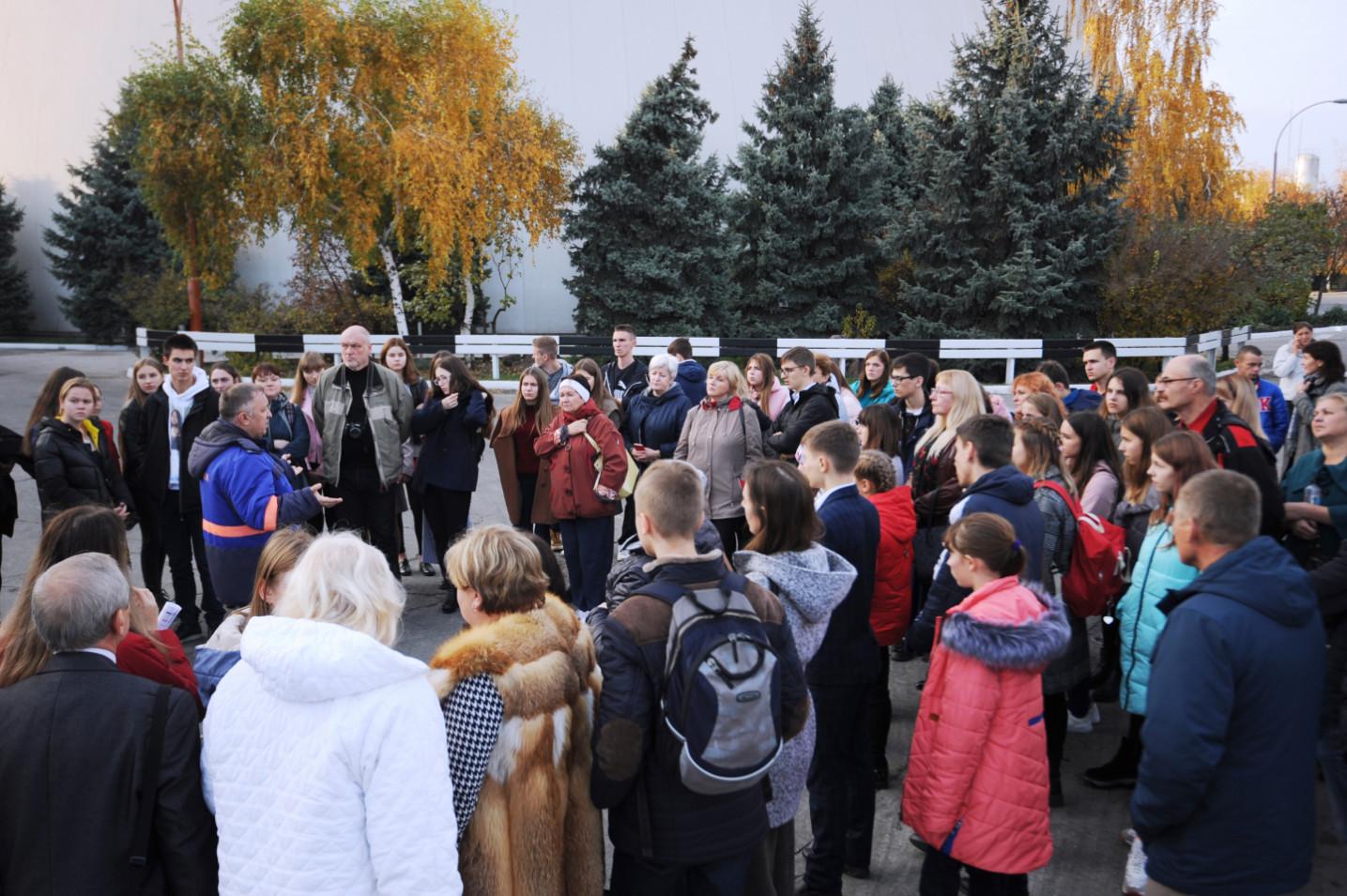 Учасники Всеукраїнської краєзнавчої конференції учнівської молоді познайомилися з «НІБУЛОНом»