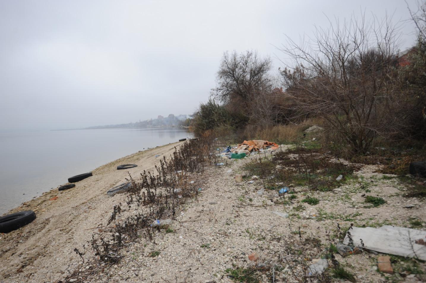 Пляж (Матвіївка)