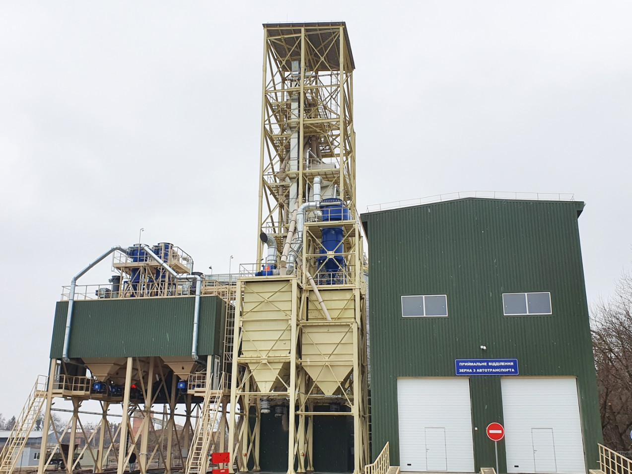 Новий комплекс компанії у м. Хмільник прийнятий в експлуатацію