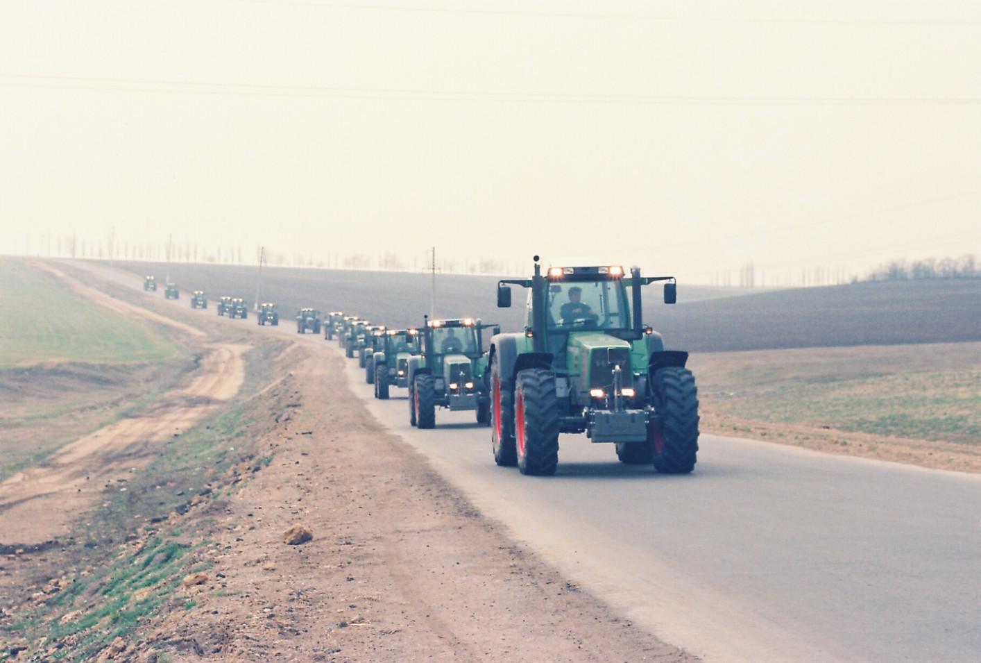 1998 рік – уперше в Україні безпосередньо сільгосптоваровиробник отримав кредит МБРР