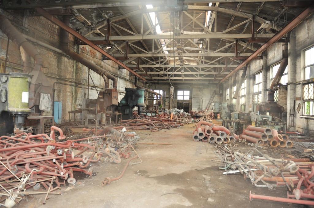 Потужності заводу до початку модернізаціїї у 2012 році