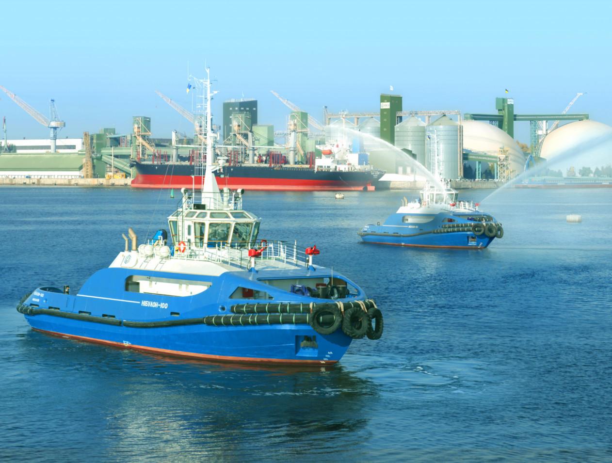 Поставленої мети – 3,5 млн тонн вантажів водним транспортом – досягнуто і перевершено!