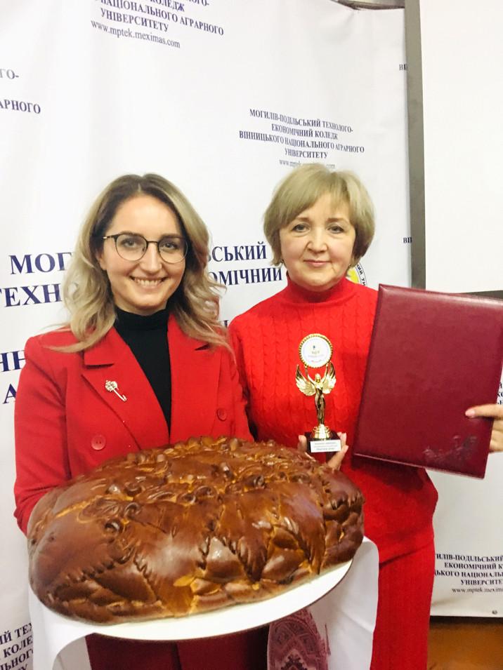 «НІБУЛОН» – найкращий партнер Могилів-Подільського технолого-економічного коледжу