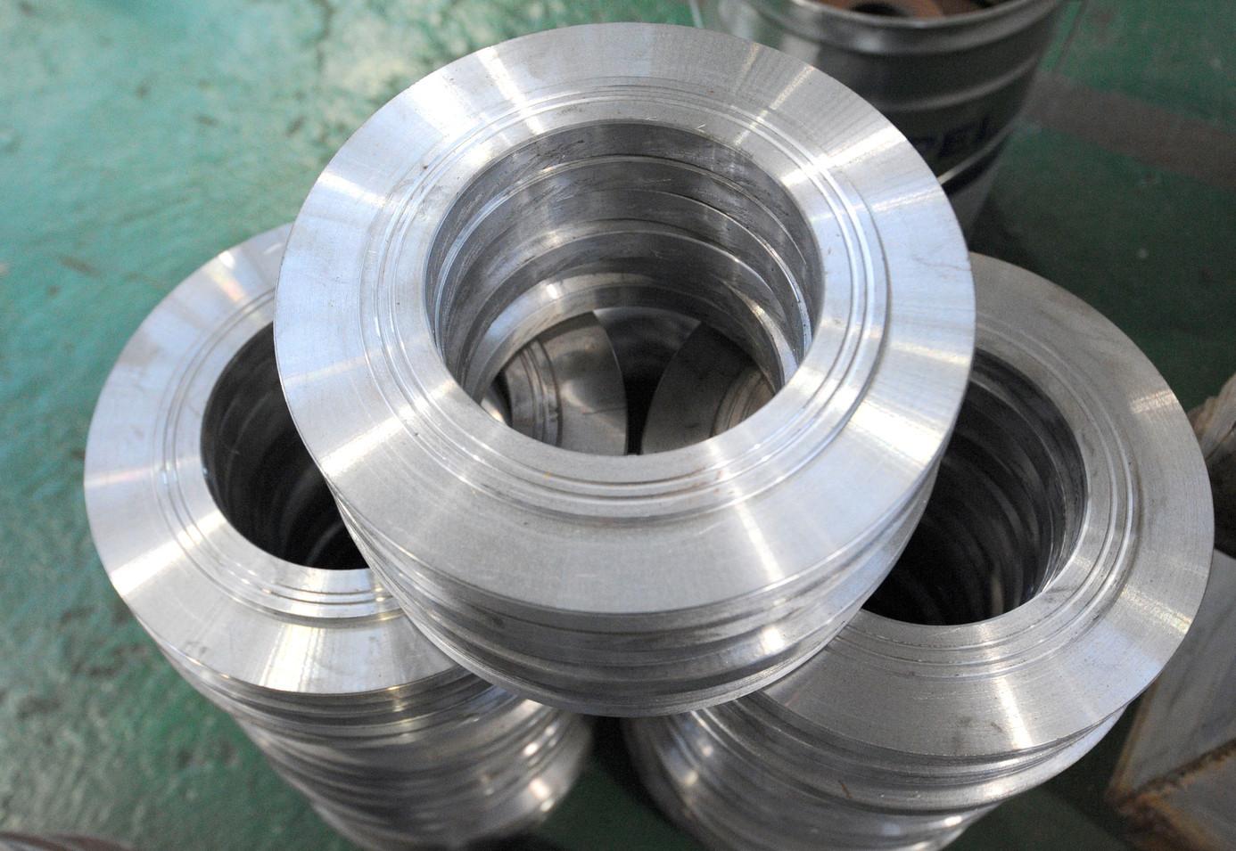 Фланцеві зєднання сталевих труб