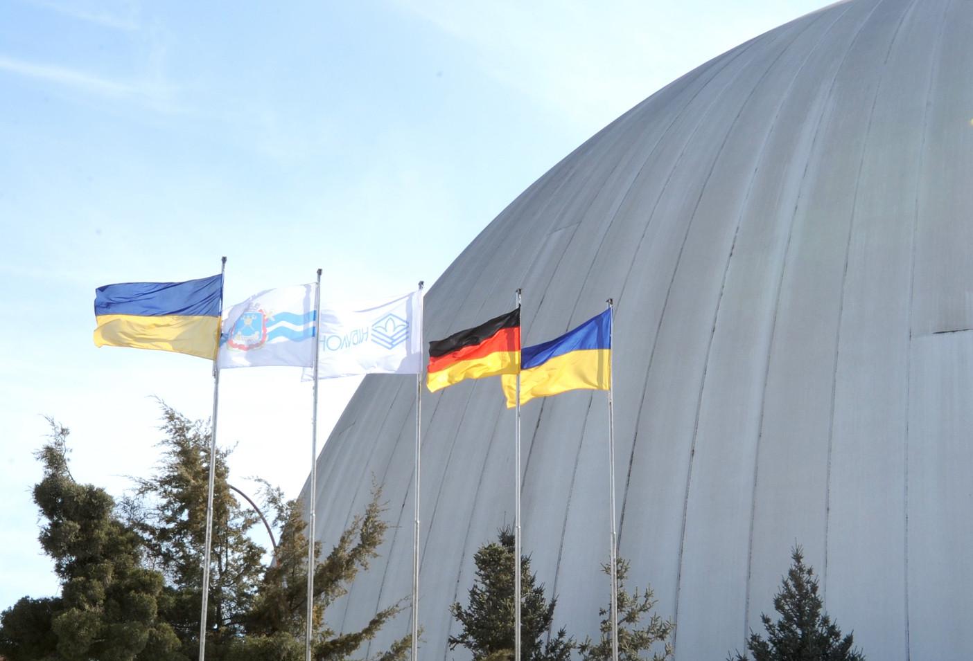 «НІБУЛОН» прийняв делегацію підприємців Саксонії (ФРН)