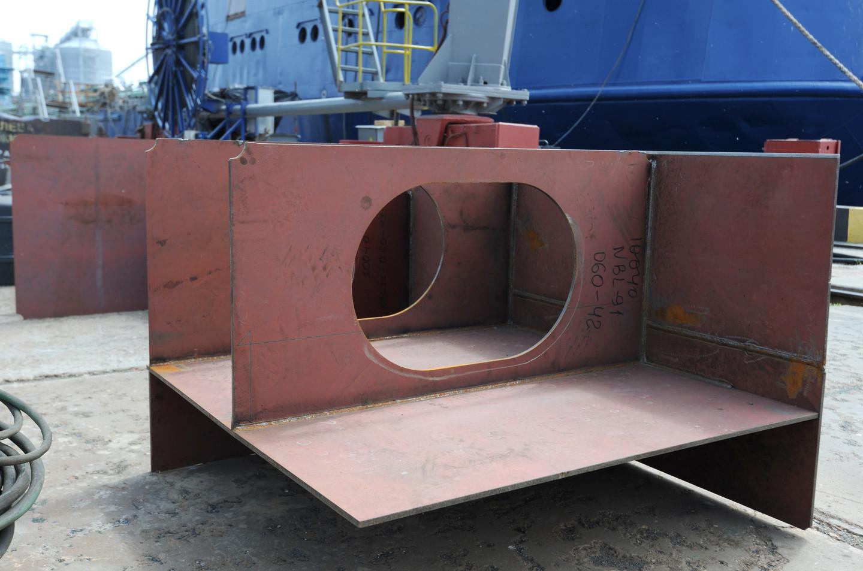 П'яте несамохідне судно пр. NBL-91 (зам. 10040)