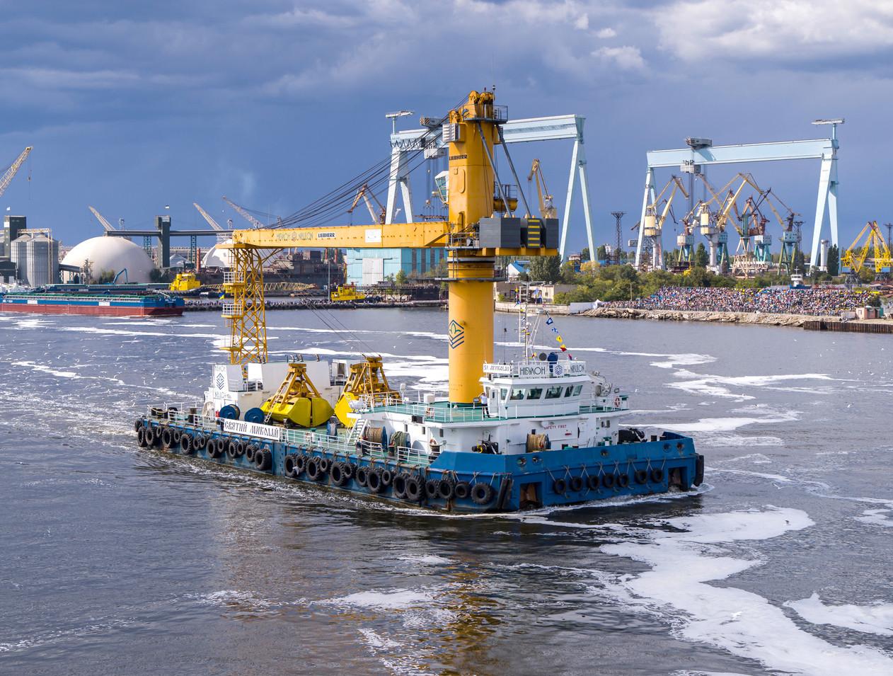 Найрезультативніший маркетинговий рік в історії судноплавної компанії «НІБУЛОН»