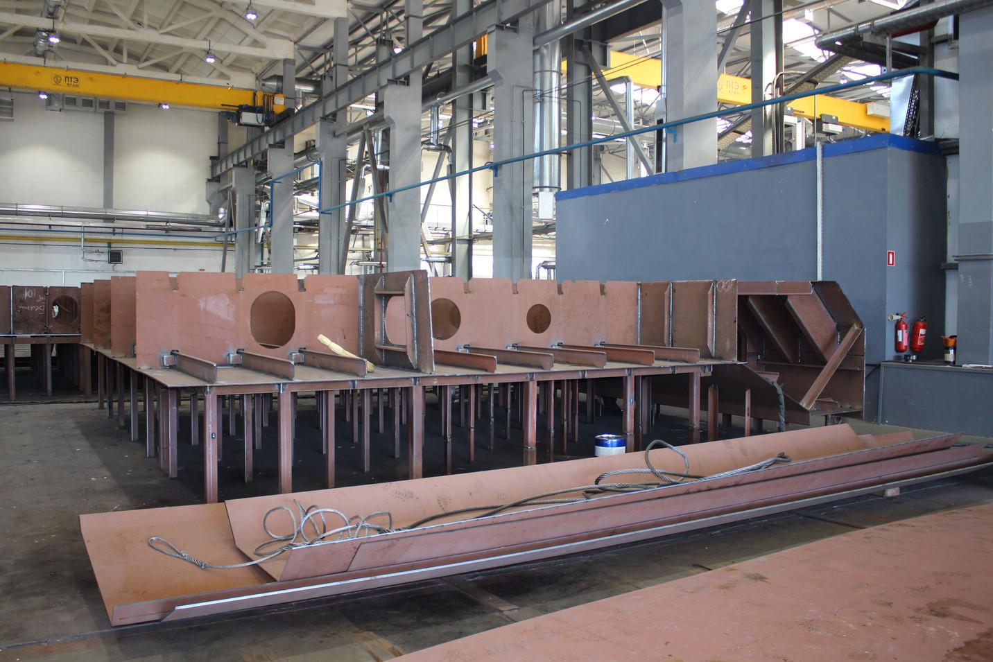 Шосте несамохідне судно пр. NBL-91 (зам. 10041)