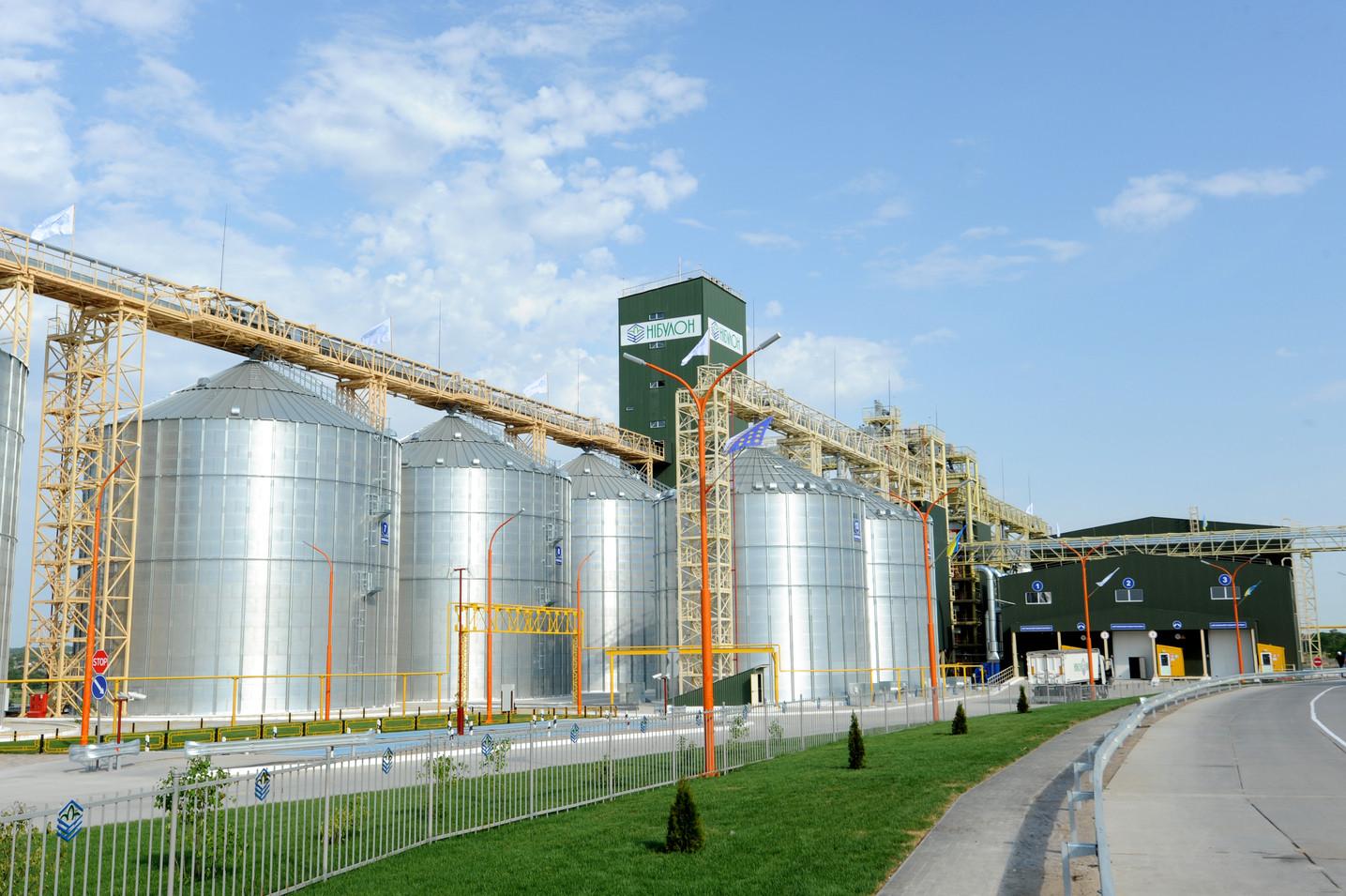Новий перевантажувальний термінал в с. Марянське Апостолівського району Дніпропетровської області
