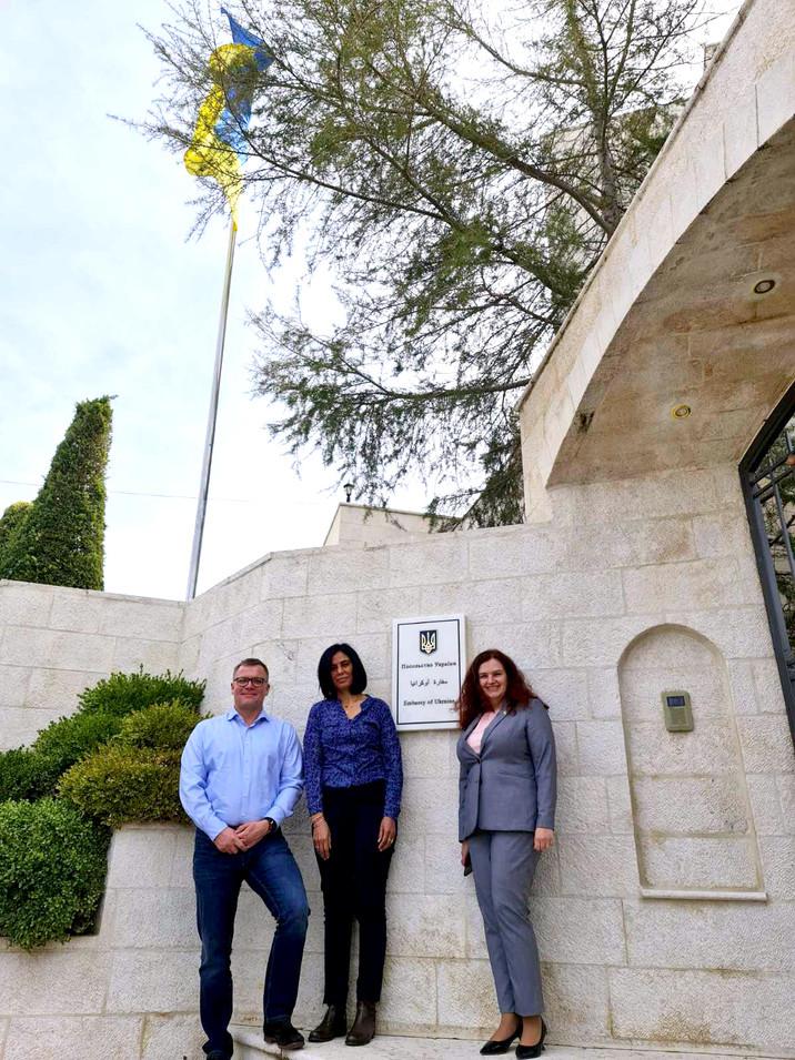 «НІБУЛОН» і Йорданія – успішний досвід співпраці