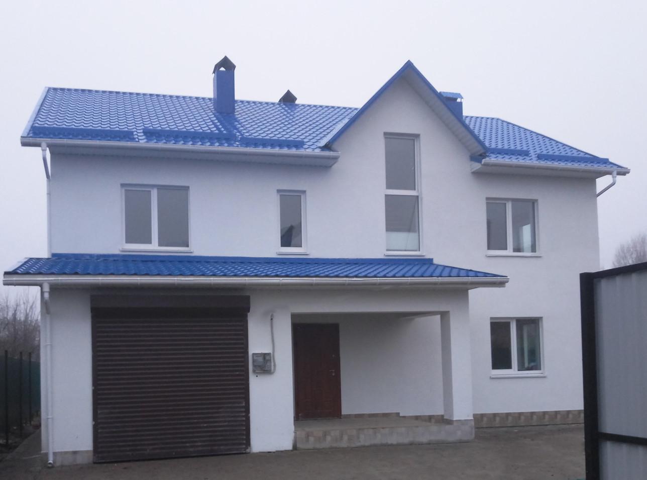 Готовий будинок у м. Гребінка Полтавської області