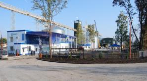 Стан будівництва елеватора філії Глобинська, 13.10.2009 р. (фоторепортаж)