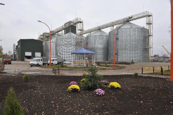 30 жовтня 2009 року відбудеться урочисте відкриття перевантажувального термінала у м. Глобине Глобинського району Полтавської області.