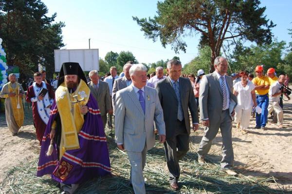 ТОВ СП «НІБУЛОН» розпочало будівництво сучасного комплексу на Черкащині