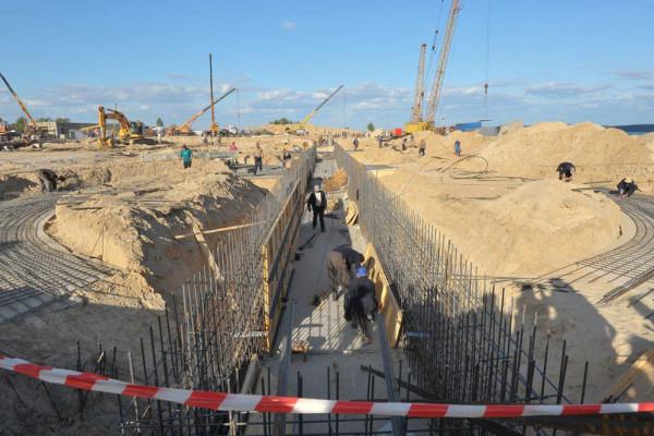 Стан будівництва елеватора філії Вітове, 22.08.2009 р. (фоторепортаж)
