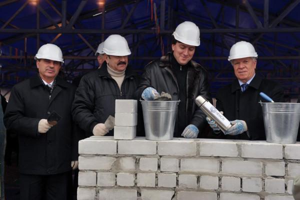 «НІБУЛОН» розпочинає будівництво першого об'єкта в Запорізькій області