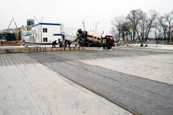 Стан будівництва елеватора філії «Кам'янка-Дніпровська», 10.04.2010 (фоторепортаж)