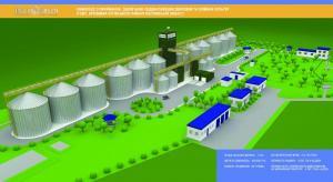ПРЕС-РЕЛІЗ: ТОВ СП «НІБУЛОН» розпочинає будівництво нового елеватора в рамках інвестиційного проекту