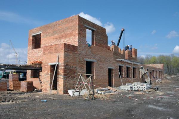 Стан будівництва елеватора філії <b>«Артемівська»</b>, 22.04.2010 (фоторепортаж)