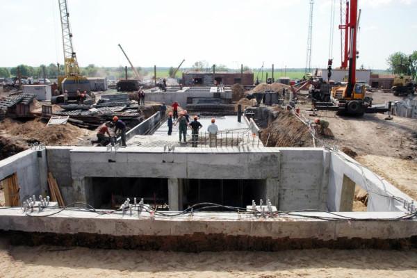 Стан будівництва елеватора філії <b>«Артемівська»</b>, 06.05.2010 (фоторепортаж)