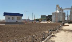 Стан будівництва елеватора філії <b>«Артемівська»</b>, 19.06.2010 (фоторепортаж)