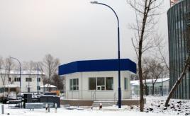 Стан будівництва елеватора філії <b>«Кременчуцька»</b>, 16.12.2010 (фоторепортаж)