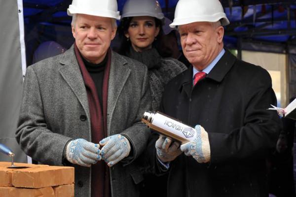 Елеватори «НІБУЛОН» - нова візитівка Полтавщини