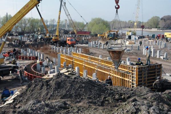 Стан будівництва елеватора філії <b>«Градизька»</b>, 21.04.2010 (фоторепортаж)