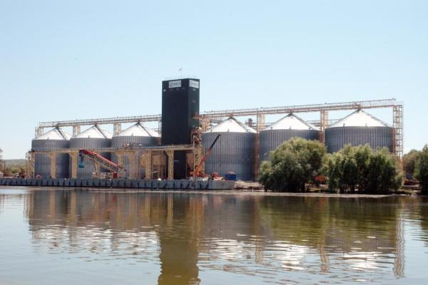 Стан будівництва елеватора філії <b>«Градизька»</b>, 11.06.2010 (фоторепортаж)