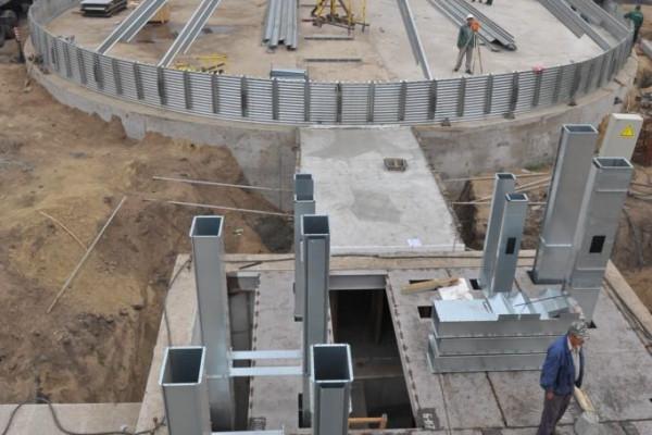 Стан будівництва елеватора філії <b>«Мар'янівська»</b>, 27.08.2010 (фоторепортаж)